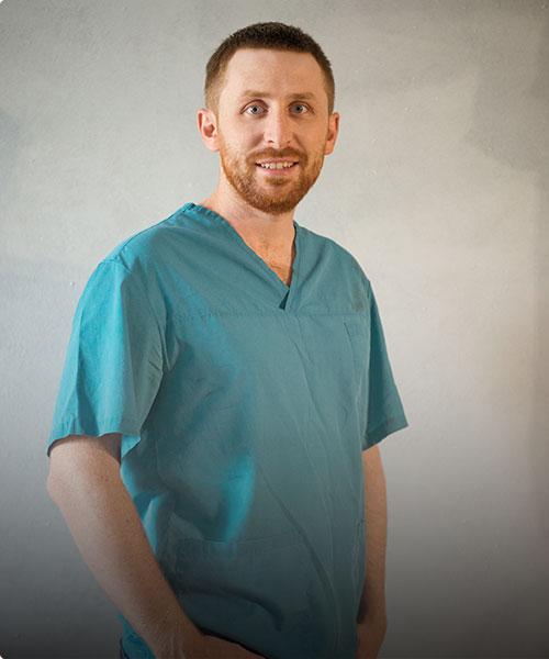 преподаватель школы массажа Александр Панфилов